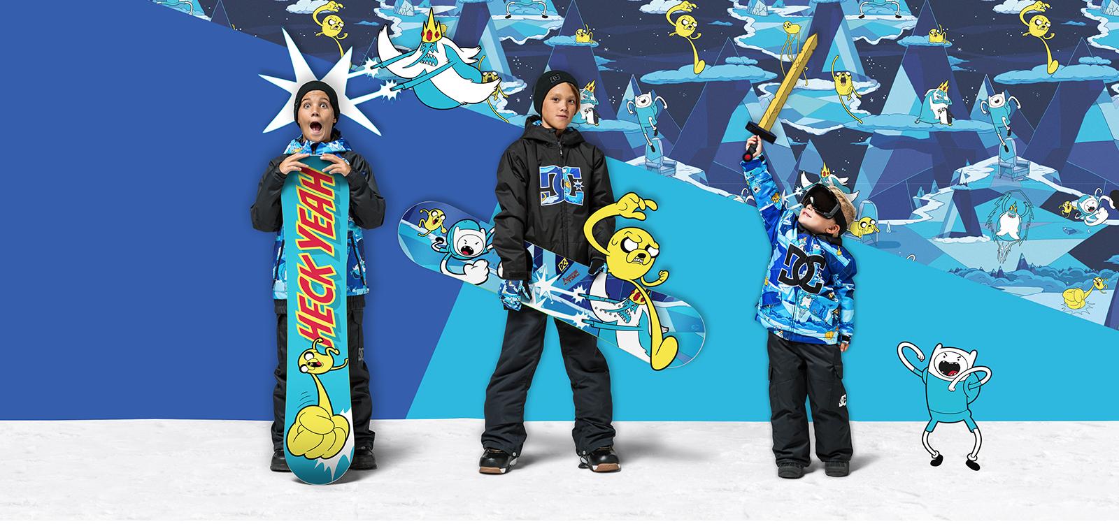 schoen voor snowboard