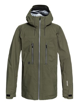 퀵실버 Quiksilver Mamatus 3L GORE-TEX® Snow Jacket,GRAPE LEAF (cre0)