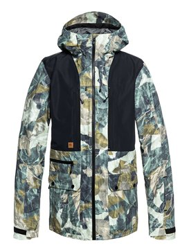 퀵실버 Quiksilver Black Alder 2L GORE-TEX® Snow Jacket