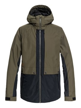 퀵실버 Quiksilver Travis Ambition Snow Jacket