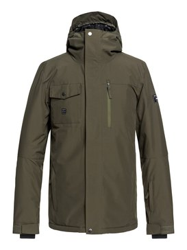퀵실버 Quiksilver Mission Snow Jacket