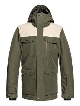 퀵실버 Quiksilver Raft Snow Jacket