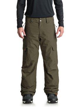 퀵실버 Quiksilver Porter Snow Pants
