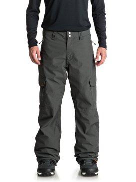 퀵실버 Quiksilver Porter Shell Snow Pants