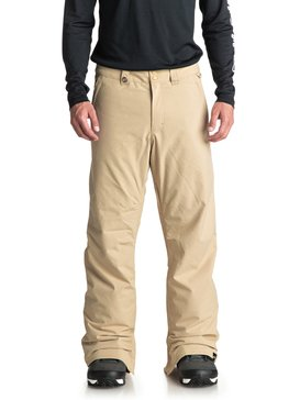퀵실버 Quiksilver Estate Short Length Snow Pants