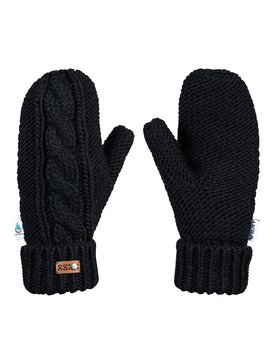 록시 Roxy Winter Mittens,TRUE BLACK (kvj0)
