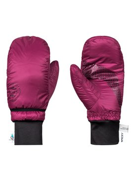 록시 Roxy ROXY Packable Snowboard/Ski Mittens,BEET RED (rrv0)
