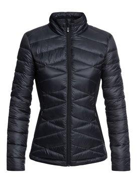 록시 Roxy Neve Technical Insulator Jacket,TRUE BLACK (kvj0)