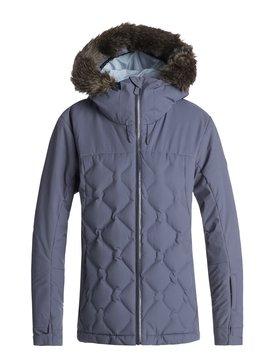 록시 Roxy Breeze Snow Jacket,CROWN BLUE (bqy0)