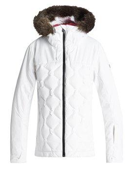 록시 Roxy Breeze Snow Jacket,BRIGHT WHITE (wbb0)
