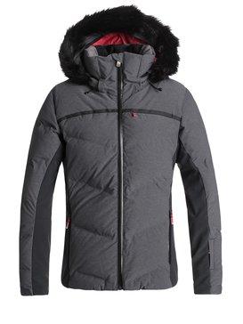 록시 Roxy Snowstorm Snow Jacket,TRUE BLACK (kvj0)