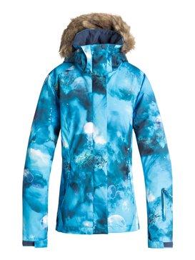 록시 Roxy Jet Ski Snow Jacket,BACHELOR BUTTON_COLD MEDUSA (bgz2)