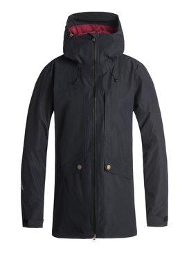 록시 Roxy Glade 2L GORE-TEX® Snow Jacket,TRUE BLACK (kvj0)