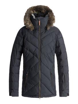 록시 Roxy Quinn Snow Jacket,TRUE BLACK (kvj0)