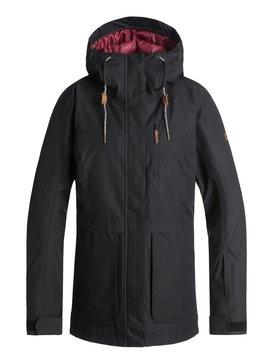 록시 Roxy Andie Snow Jacket,TRUE BLACK (kvj0)