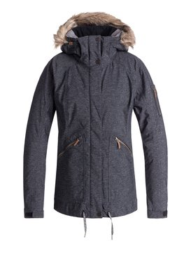 록시 Roxy Meade Snow Jacket,TRUE BLACK (kvj0)