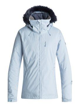 록시 Roxy Down The Line Snow Jacket,POWDER BLUE (bgb0)