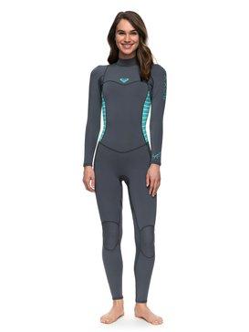 록시 원피스 서핑 래쉬가드 잠수복 Roxy 3/2mm Syncro Series Back Zip Wetsuit