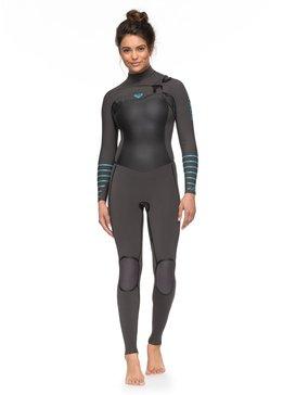 록시 원피스 서핑 래쉬가드 잠수복 Roxy 3/2mm Syncro Plus Chest Zip Wetsuit