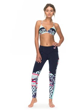 록시 스캘럽 서핑 레깅스 Roxy 1mm Pop Surf Scallop Surf Leggings