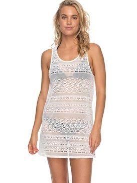 록시 크로세 커버업 Roxy Surf Memory Crochet Cover Up