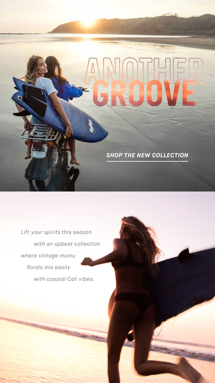 Women's Fashion & Surfwear - Shop the Collection Online