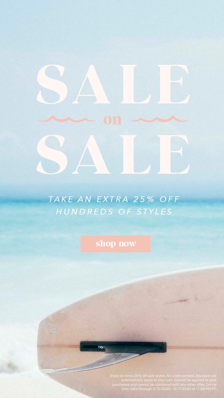 online kleding shoppen sale