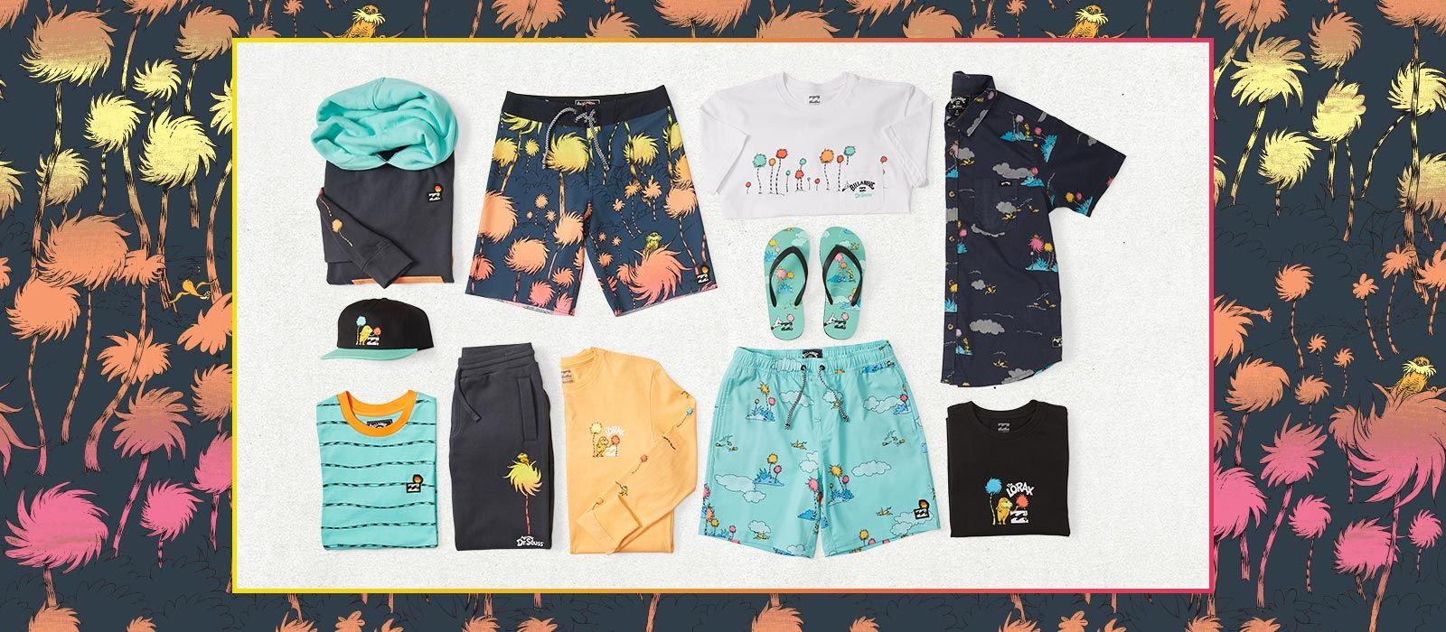 Billabong x Dr. Seuss : Boys + Kids