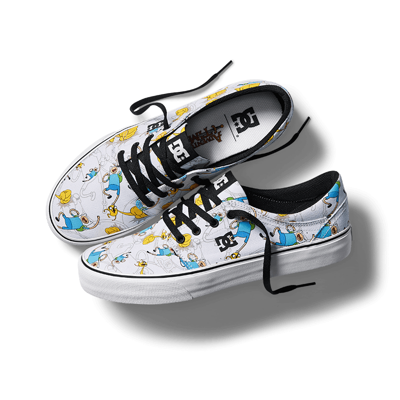 adventure time vans chaussures for sale