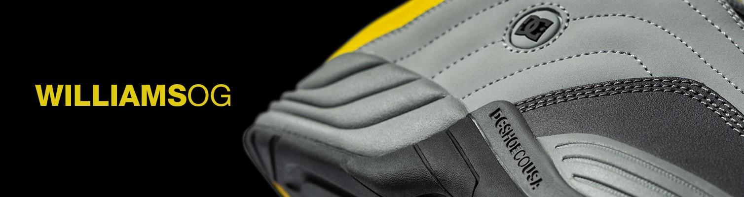 Williams OG Herren Kollektion Online Kaufen | DC Shoes