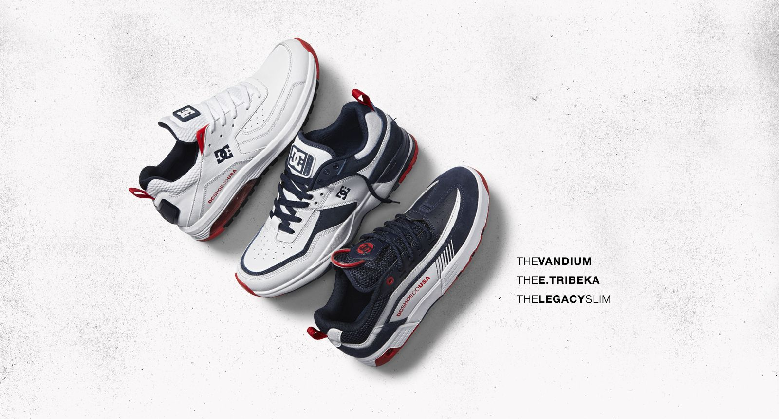 3e264bec3c Memory Flag - The Bold Reinvention of Heritage | DC Shoes