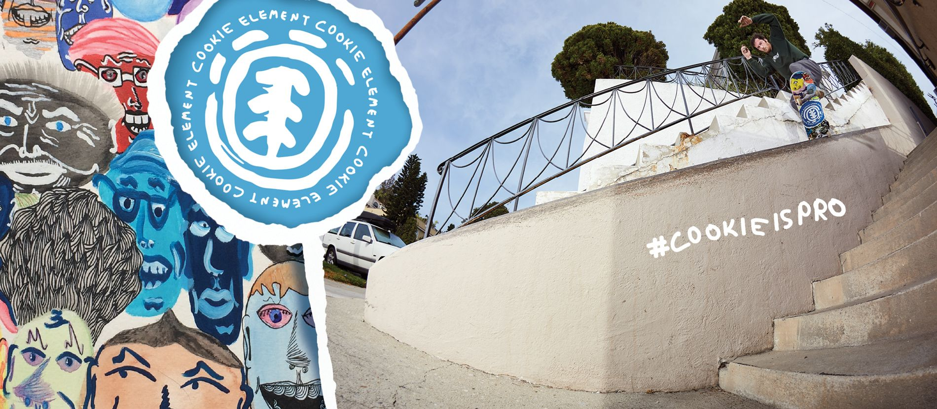 Element | Skateboarding, The Arts & Nature - Made to Endure