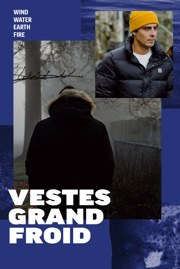 Vestes Grand Froid