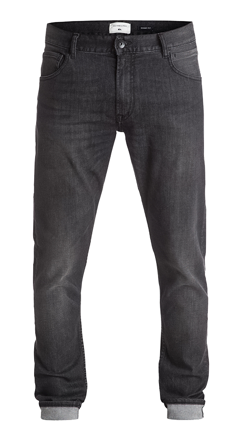 Jeans Hombre Pantalones Vaqueros Mezclilla Quiksilver