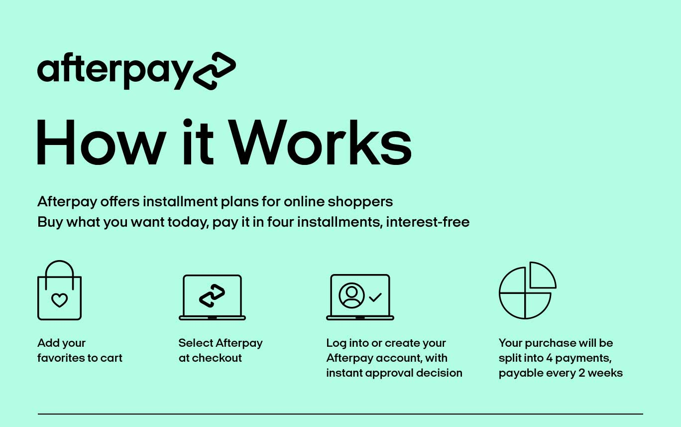 Afterpay - Buy Now, Pay Later | Quiksilver
