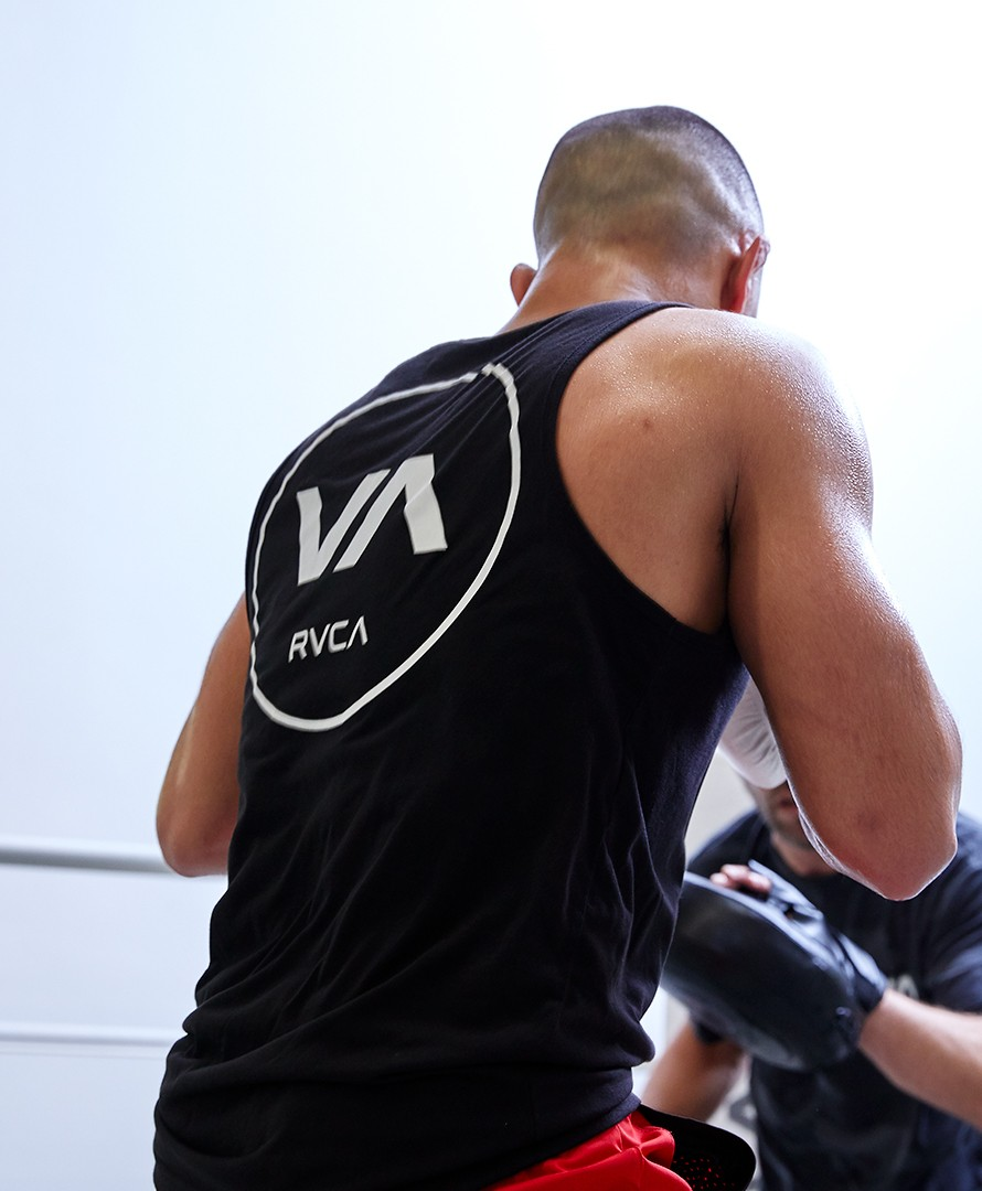 e6de4d2a Workout Clothes - Gym & Athletic Wear - VA Sport Collection | RVCA
