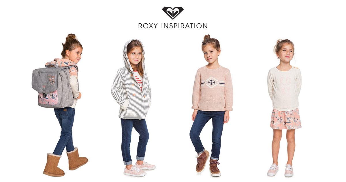 2cace7bda2248 Little Teenie - Descubra toda a coleção   Roxy