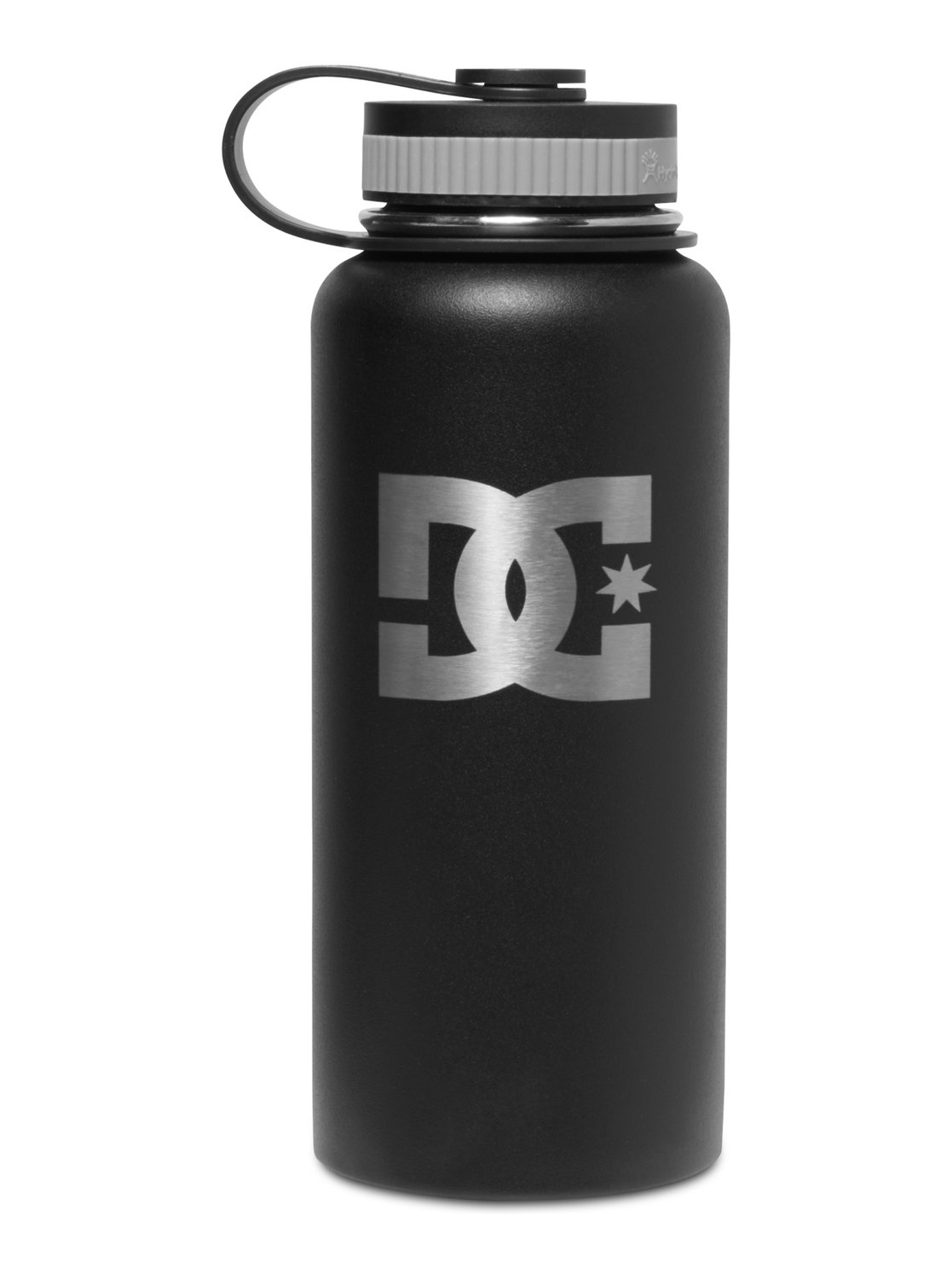 0 Hydro Flask 32 OZ Wide-Mouth Black Water Bottle CW32001 DC Shoes 53776c1cf