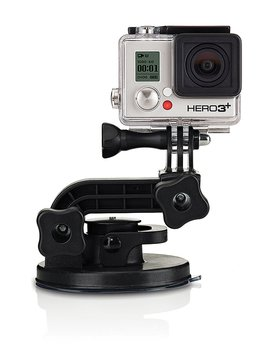 GoPro Suction Cup Mount & Quick Release GPRSUMQ