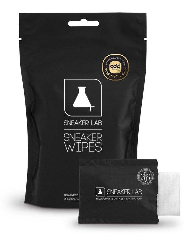 0 SNEAKER WIPES Negro SWZ005 DC Shoes