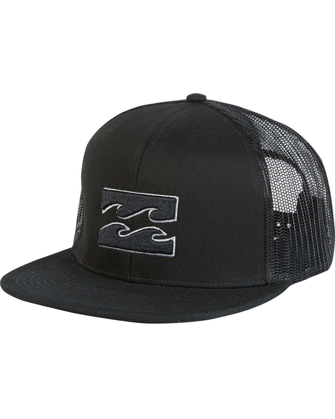5eb0dbdbfce 0 Boys  All Day Trucker Hat Grey BAHWNBAD Billabong