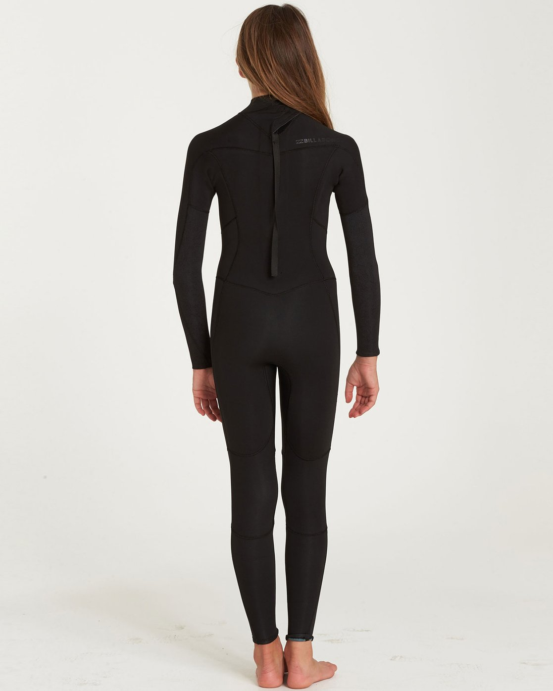 ad827803e1 2 Girls  4 3 Furnace Synergy Back Zip Fullsuit Black GWFUQBB4 Billabong
