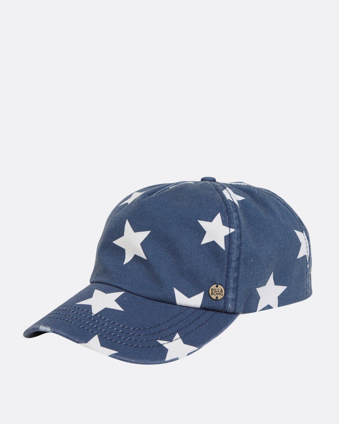 274dd6ed1a4e0e ... discount 0 beach club baseball hat blue jahwpbbe billabong 6eaff b9588