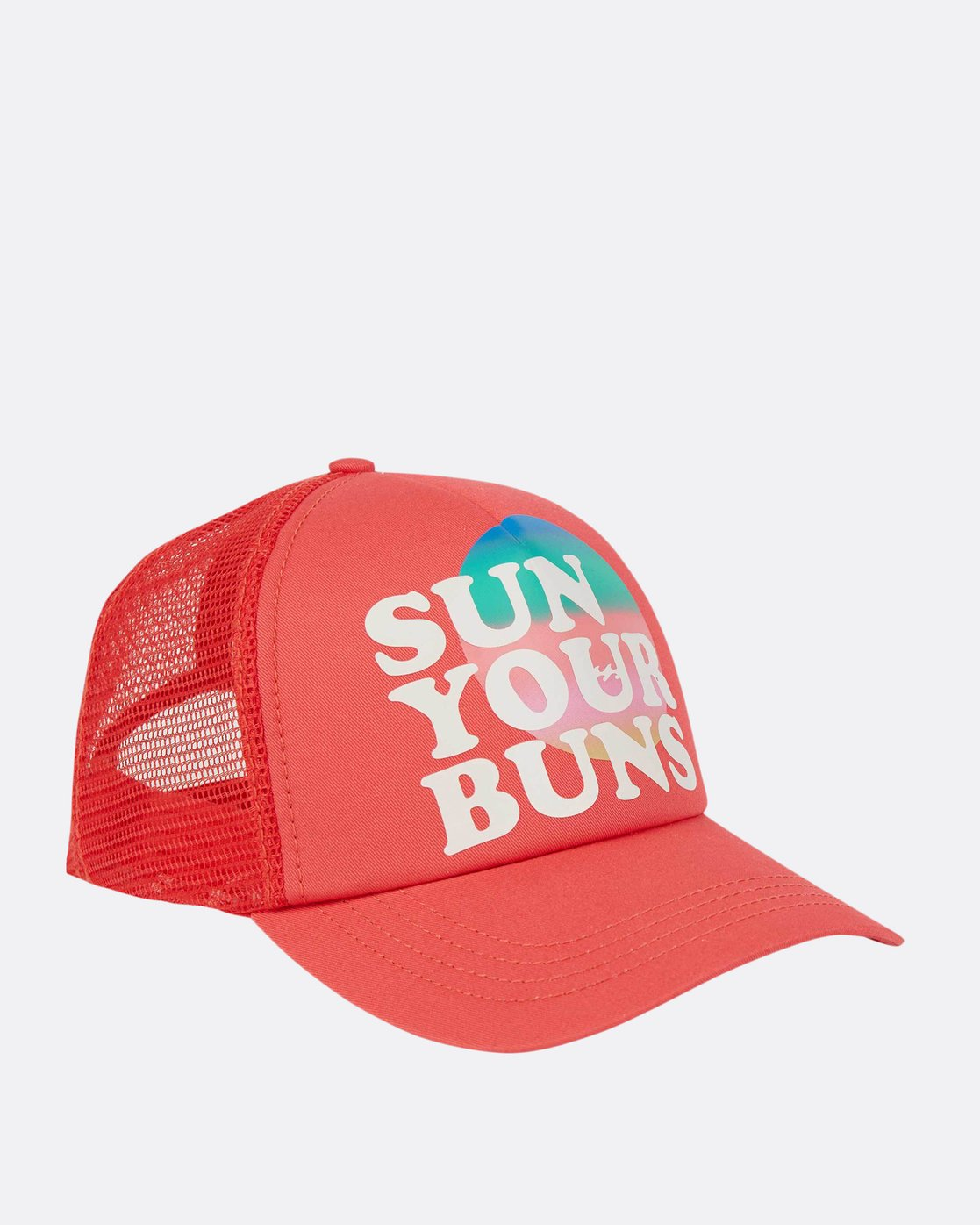 2 Sun Your Bunz Trucker Hat JAHWPBSU Billabong b10fa0ef519