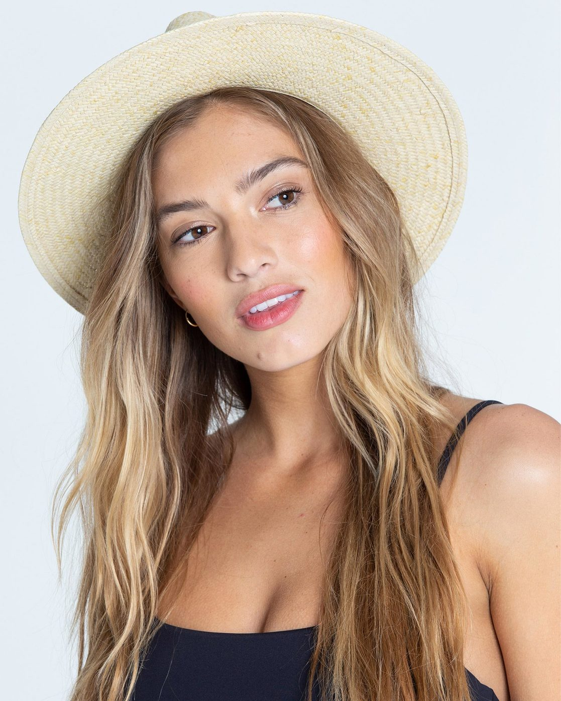 44484179b6e 0 Be You Straw Hat Beige JAHWTBBE Billabong