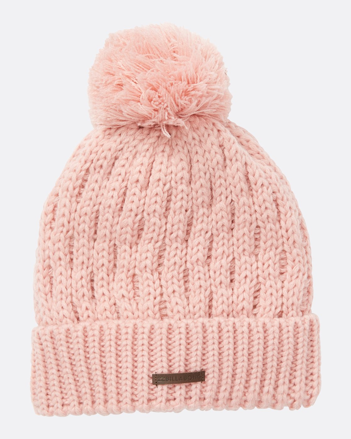 0 Women s Good Vibes Only Pom Pom Beanie Pink JSBNQGOO Billabong 3705ba551f