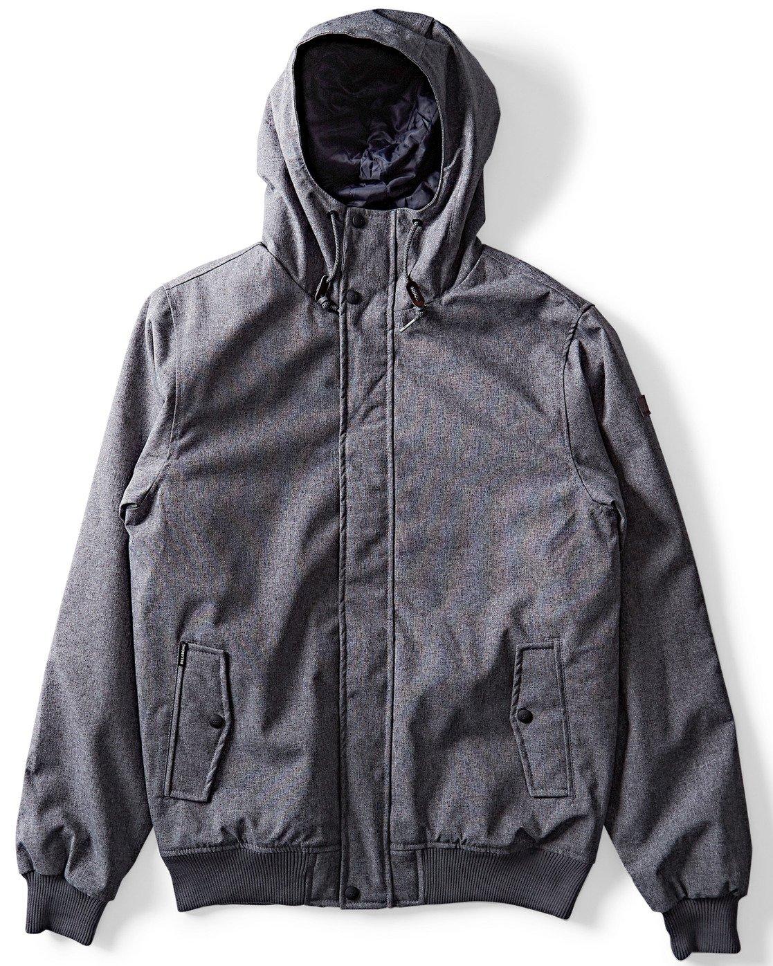 0 All Day 10K Jacket Black M722QBAL Billabong