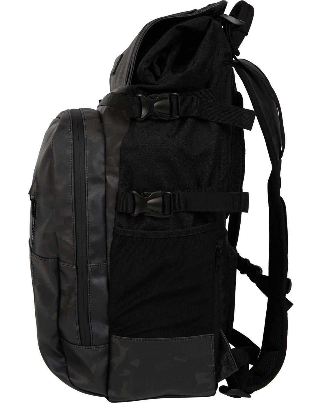 2 Lowers Multicam Backpack Black MABKTBSL Billabong 9f6413fbda3