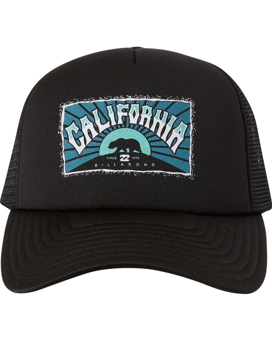 1235033c0fa7d 1 Republic California Trucker Hat MAHTLRCA Billabong