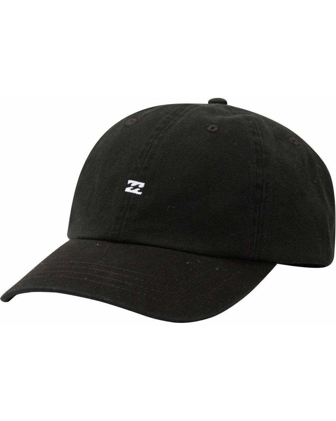 0 All Day Lad Hat Black MAHTMADL Billabong 2c1b0bc8df9c